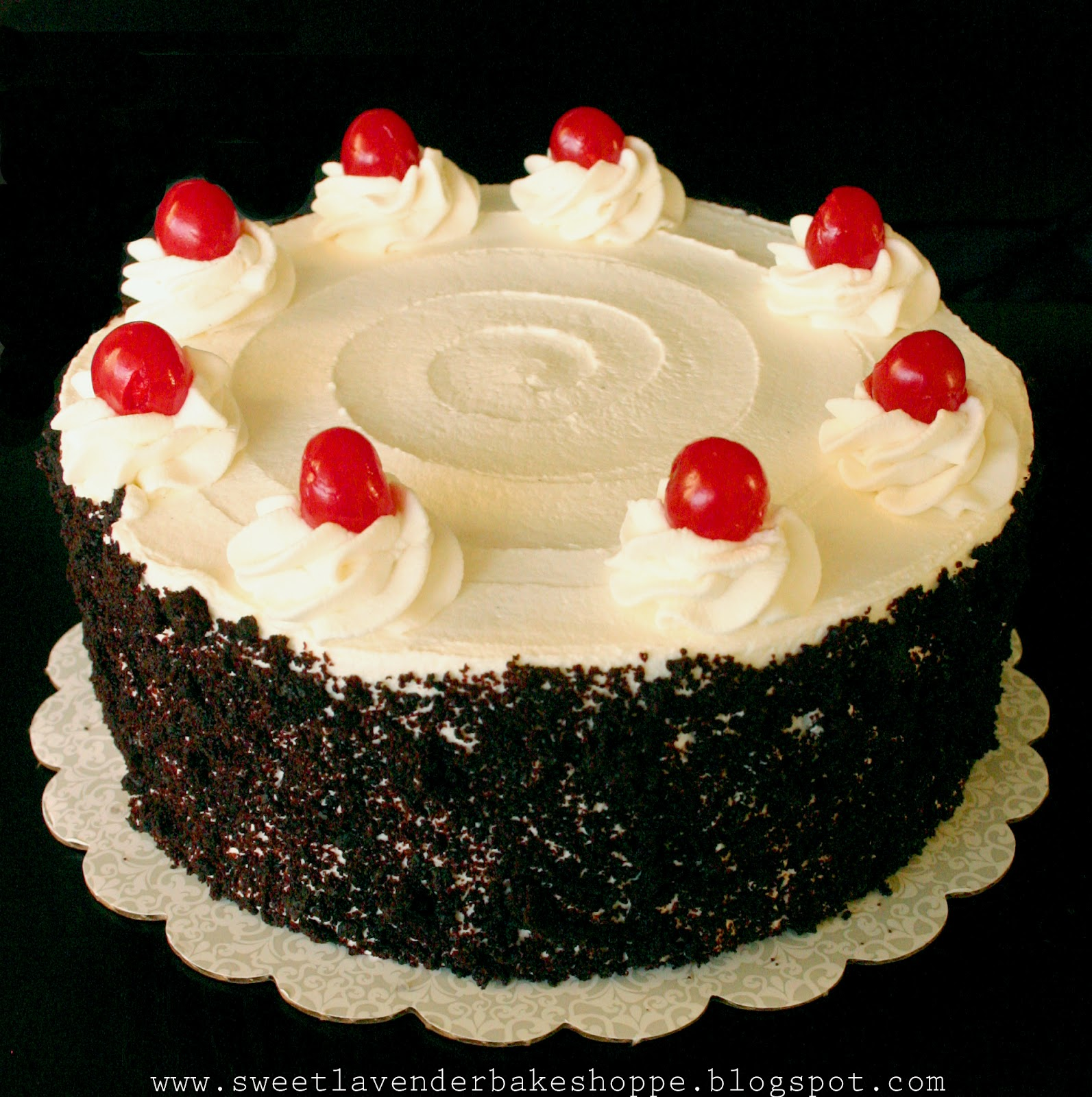 Black Forest Cake I Recipe — Dishmaps