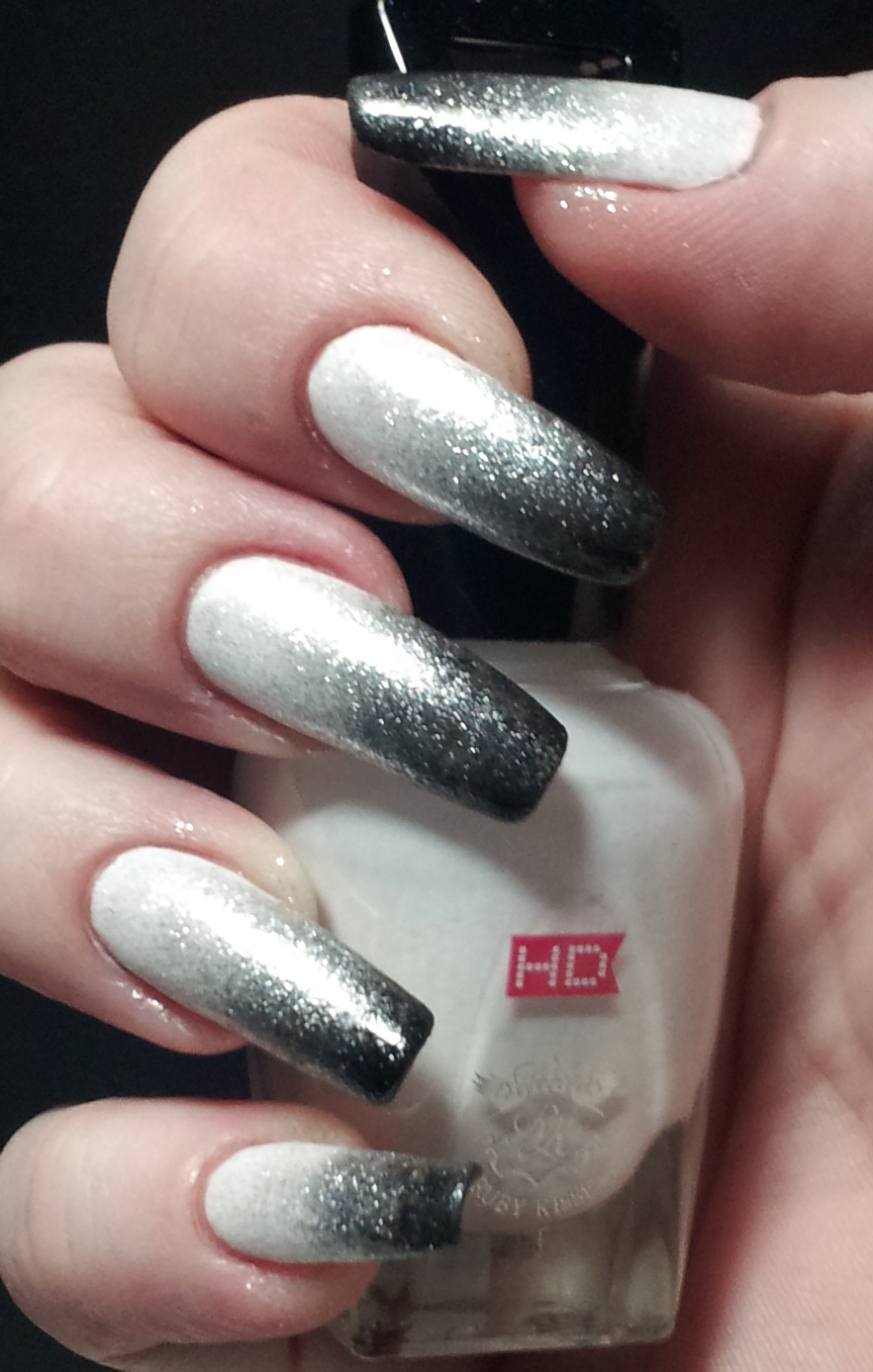 Inky Whisker\'s Musings: Cult Nails New Year\'s Seduction nails