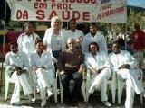 Paradinha da Saúde no Jd. Vista Alegre - Brasilandia SP