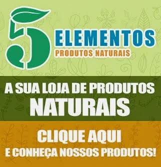 5 Elementos Produtos Naturais