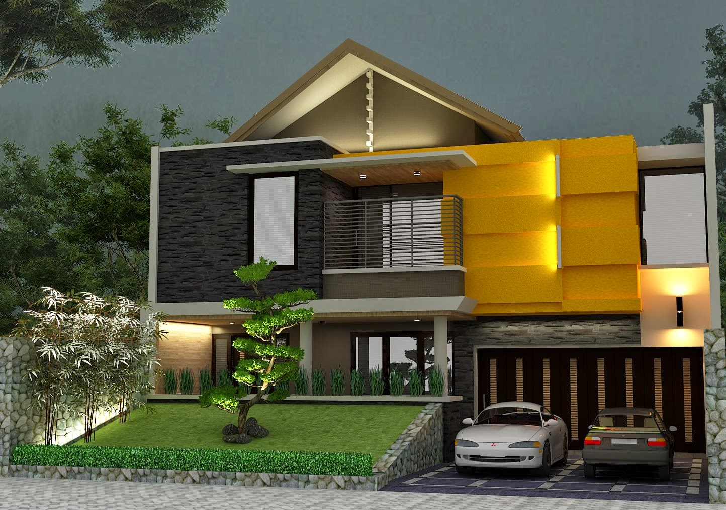 Design Rumah Minimalis Sederhana 2020