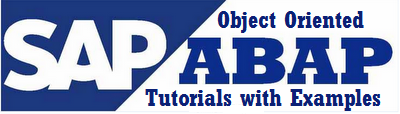 OOPS ABAP Interview Questions Answers