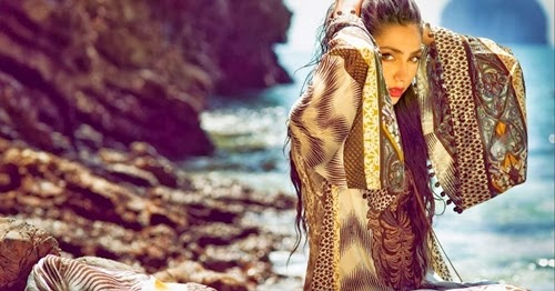 Elan Lawn 2014 WWWCLOTHING9BLOGSPOTCOM1 - New Collection For This Summer...