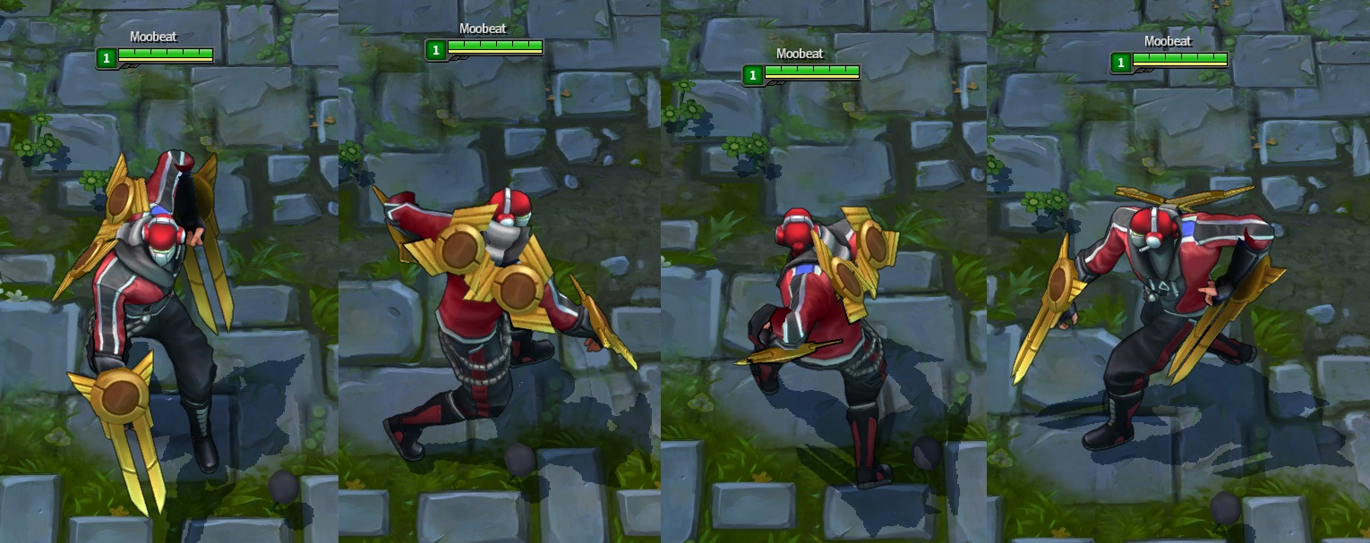 League of Legends SKT Zed and TPA Shen Wallpaper by ...