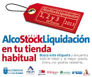 AlcoStockLiquidación 2013 en Chafalladas