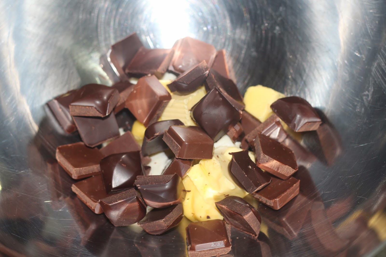 Çikolatalı Fransız Keki