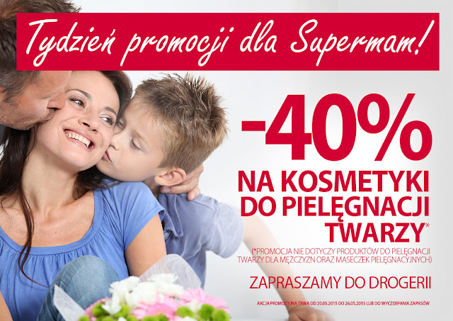-40% na pielęgnację twarzy w Rossmannie - lista produktów objętych promocją!