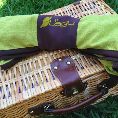 Lagu Beach Blanket and Picnic Set