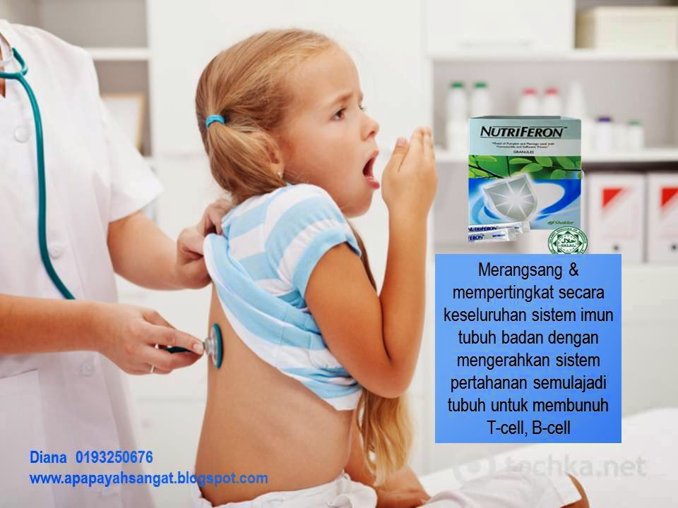 jauhi anak-anak anda dari batuk