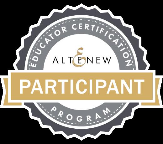 Altenew Educator Certification