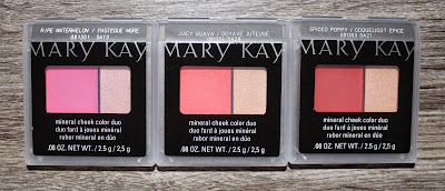 Mary Kay Mineral Cheek Color Duos