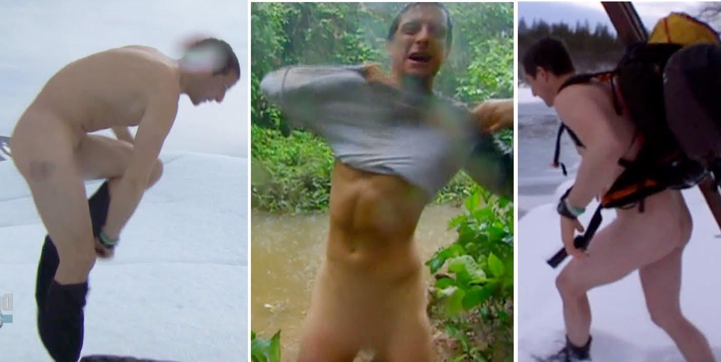 Bear Grylls Nude Naked