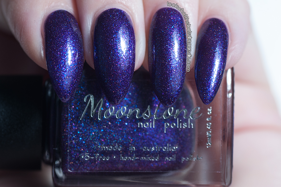Moonstone Nail Polish Birthday Girl limited edition