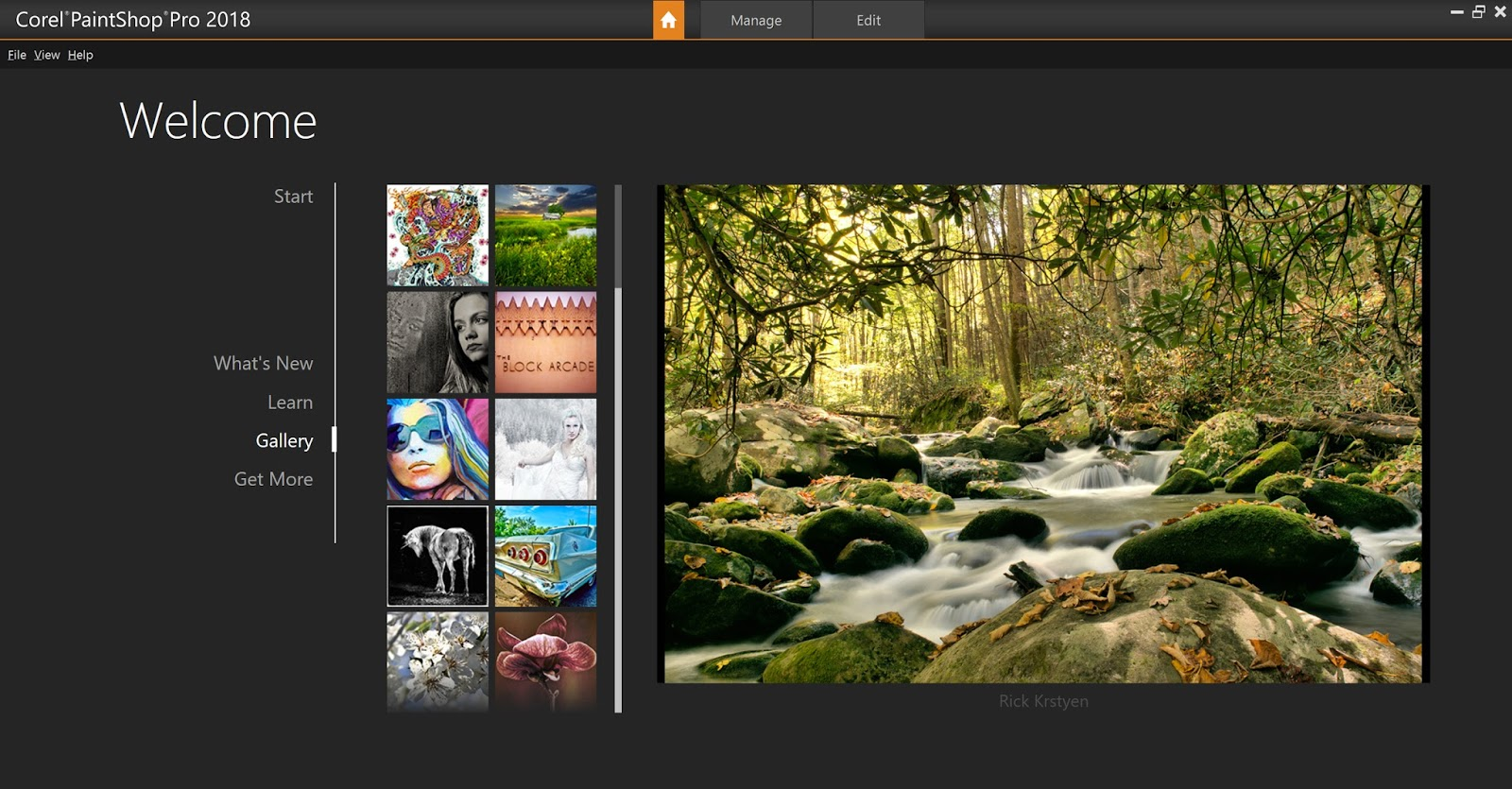 Welcome to homepage of PhoXo Welcome to photo editor software