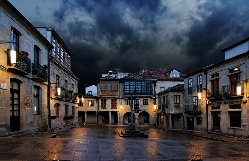 Pontevedra ciudad y casco historico de pontevedra turismo galicia - Poio pontevedra que ver ...
