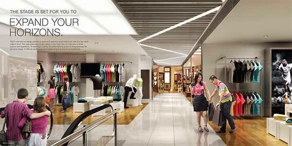 Trio @ Sam Leong Retail Shop