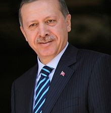 Recep Tayyip Erdoğan en visite en Tunisie