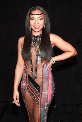 Ashanti Hot In Provocative Dress2