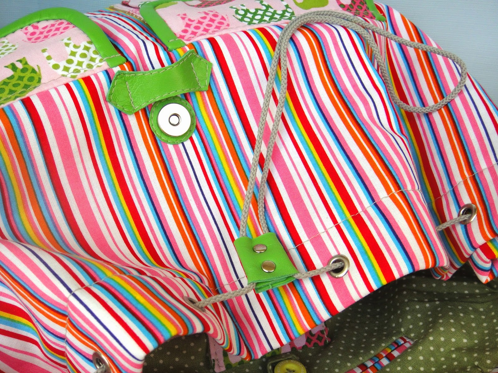 красивый рюкзак на лето