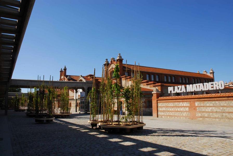 Fggd arquitectura arquitectura matadero madrid for Fernando porras arquitecto