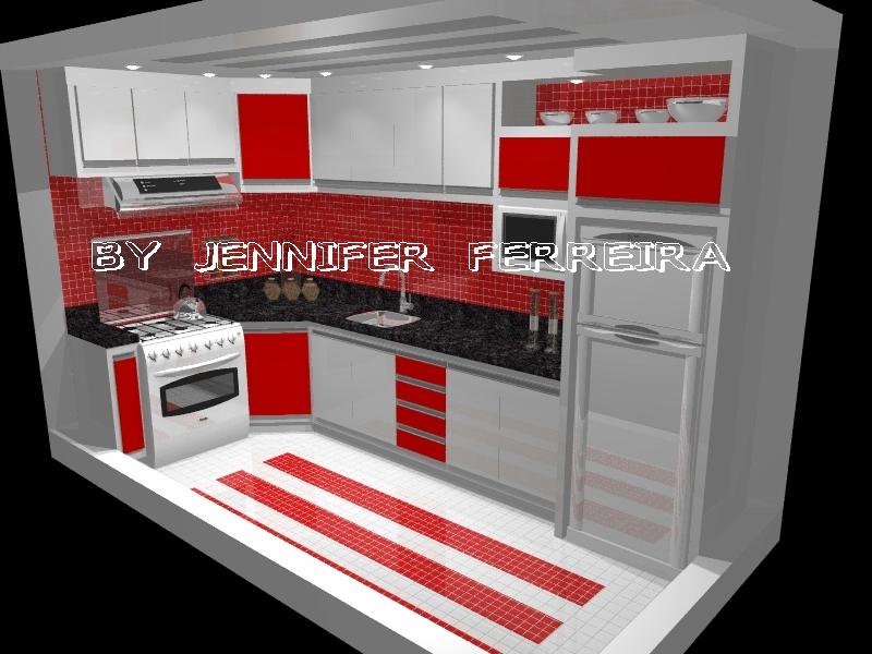 cozinhas su00e3o alternativas podem ser totalmente brancas para dar um ar ...