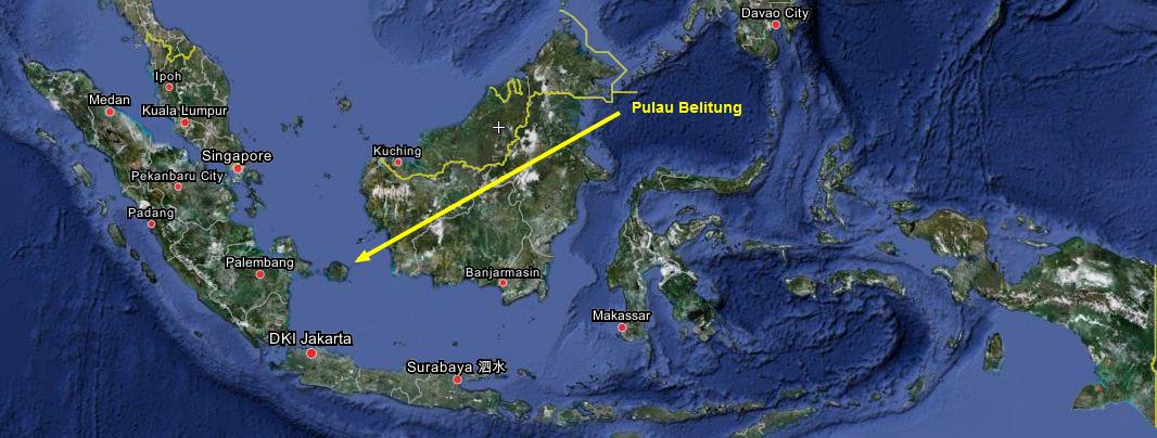 Image Gallery pulau belitung