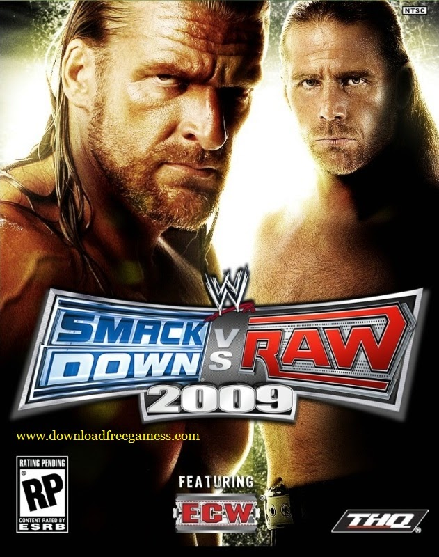 Download smackdown vs raw 2009 free