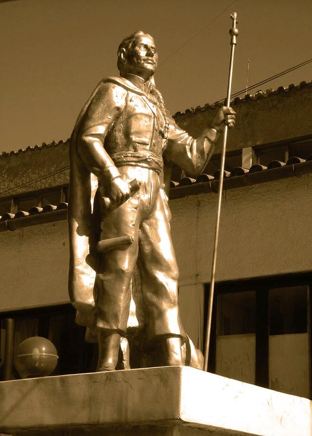 ⓐ Monumento de Atusparia