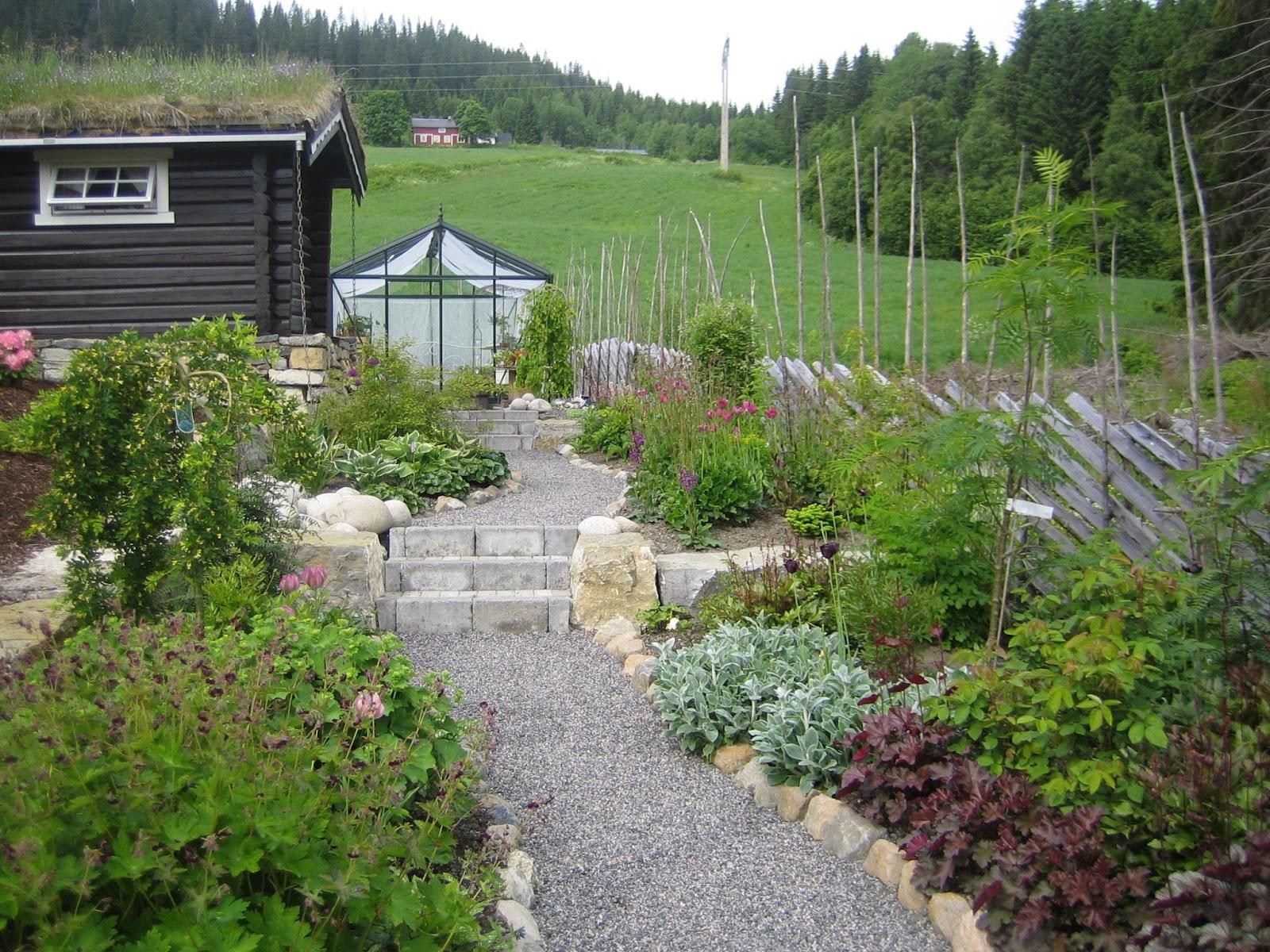 Annes Hus og Hage: Hageplanlegging