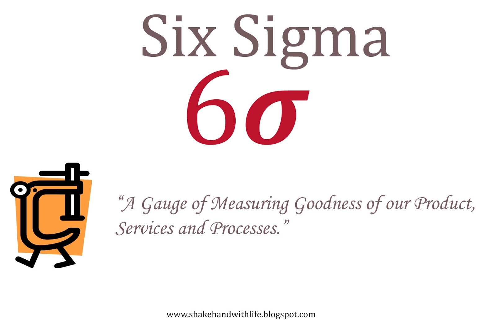 six sigma at 3m inc (lean startup is not the same as lean manufacturing, the toyota methodology with which six sigma is sometimes paired) six sigma, after all, strives for perfection lean embraces failure.