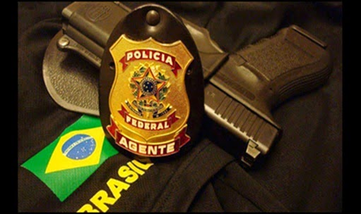 Emblema Polícia Federal