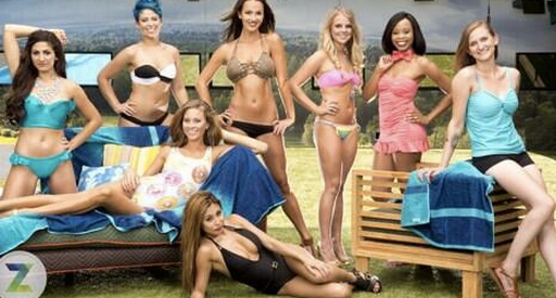 Big Brother 16 Swimsuits Photos 2014