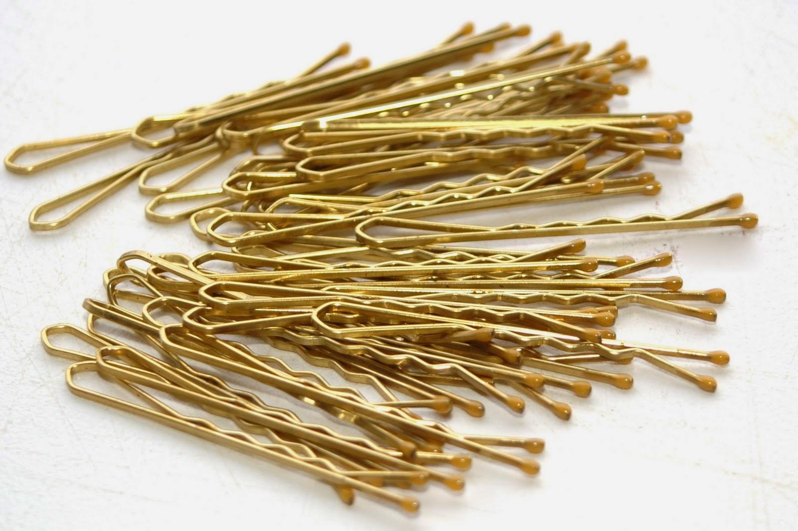 ways to store bobby pins natural hair