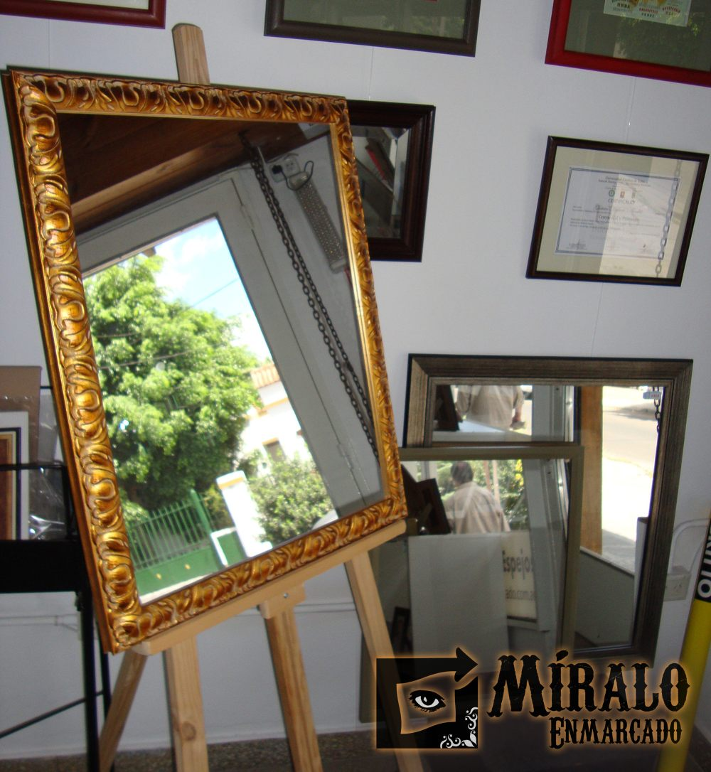 Espejos decorativos para ba os y ambientes for Espejos para banos easy