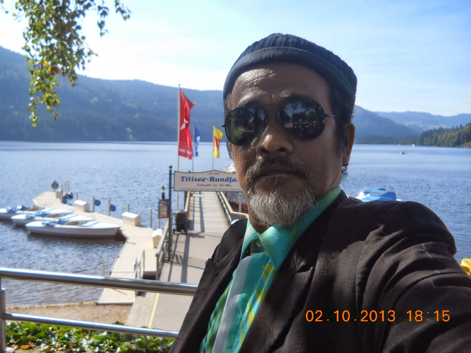 titisee lake germany