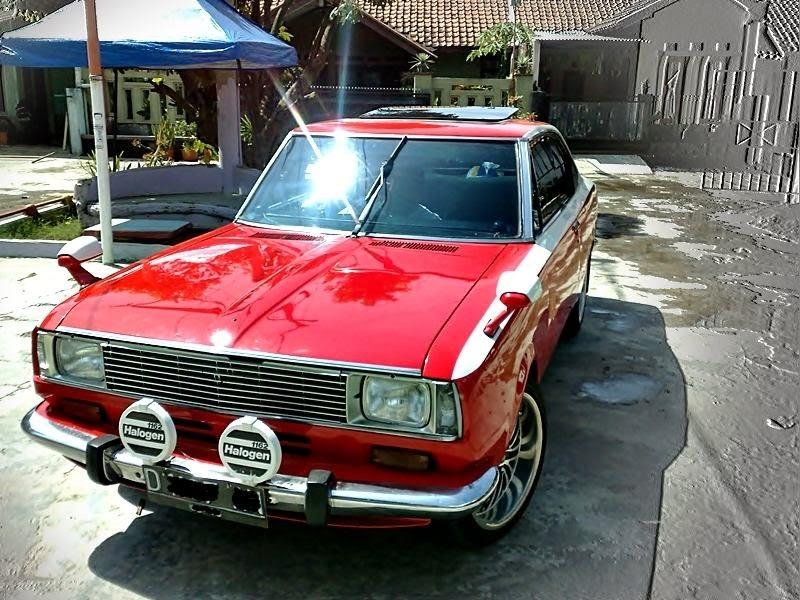 Modifikasi Mobil Toyota Corona Classic