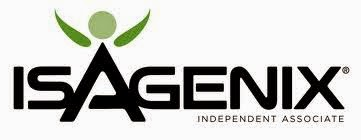 Fueled by Isagenix!