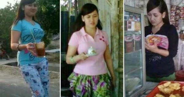 Penjual Kopi Cantik Asal Ponorogo ~ Gosip Artis