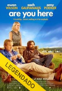 Você Está Aqui – Legendado