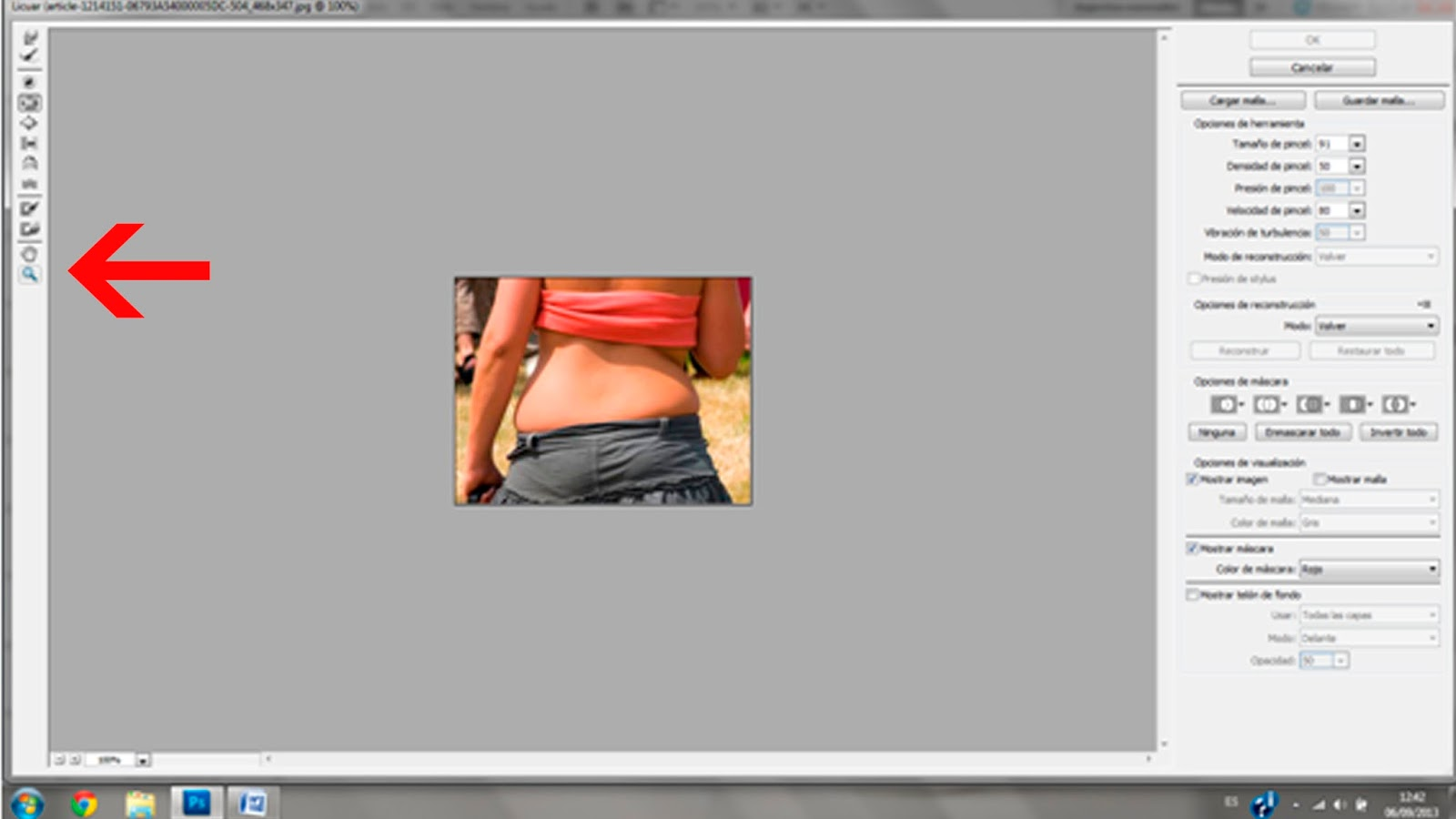 Como quitar la grasa abdominal en 1 semana renunciar