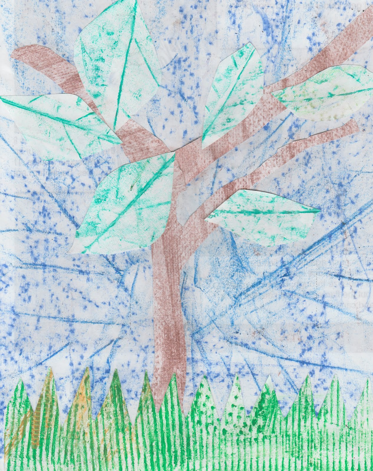 Tree by Angelina