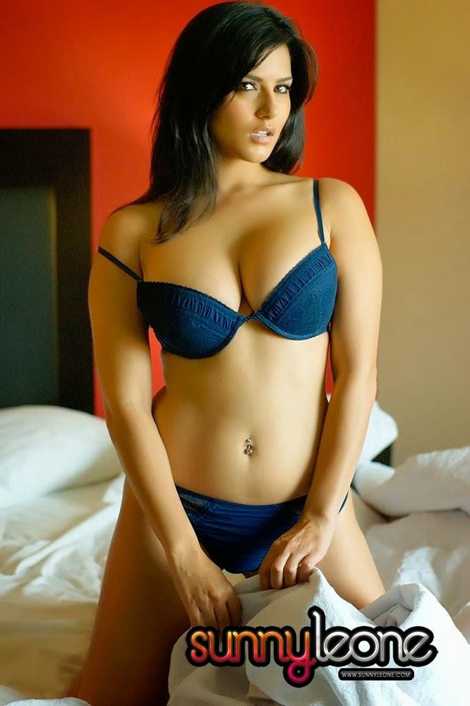 sunny leone nude pics on bed removing her clothes bra pics underwear pics hd
