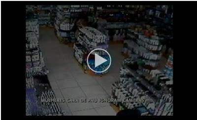 Grávida furta farmácia em São Sebastião