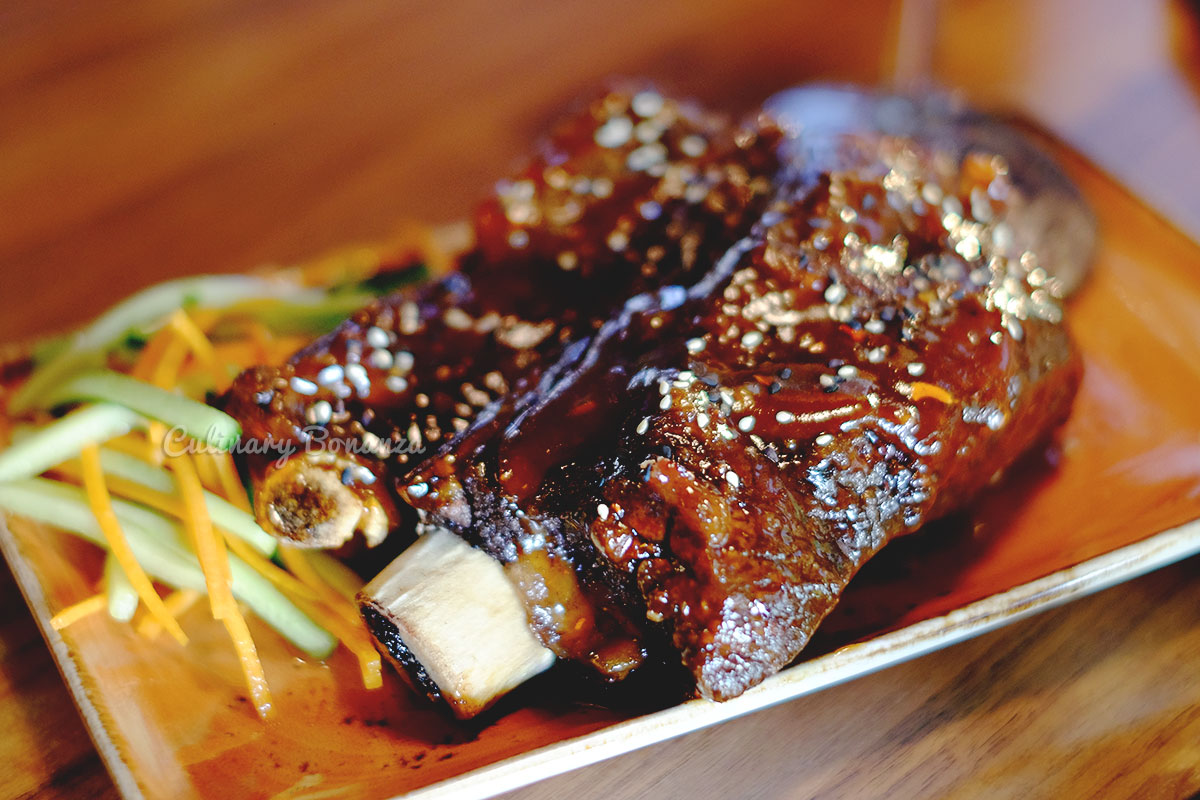 Chang's Asian Short Rib at P. F. Chang's China Bistro in Dubai (www.culinarybonanza.com)