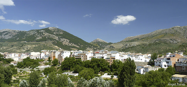 Panorámica de Valdepeñas de Jaén