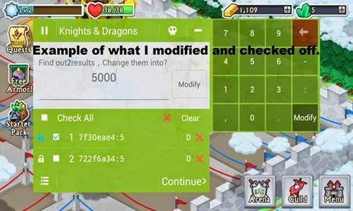 تحميل برنامج تهكير العاب الاندرويد مع الشرح Game Hacker