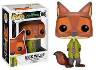 Funko Pop! Nick Wilde