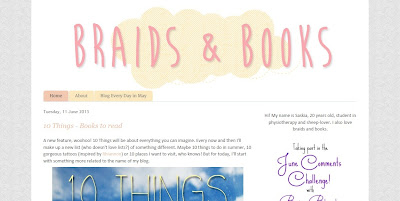 Braids and Books