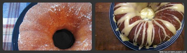 Lemon Bundt Cake A Late Summer's Eve