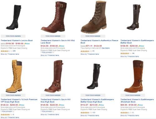 Daftar Harga Sepatu Timberland Original Terbaru